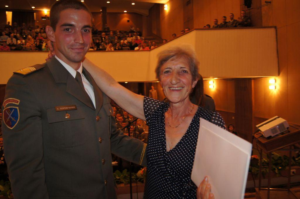 Dodeljene diplome kadetima završne godine Vojne akademije