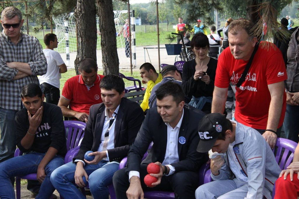 Ministarstvo odbrane podržalo manifestaciju Igre bez granica i predrasuda
