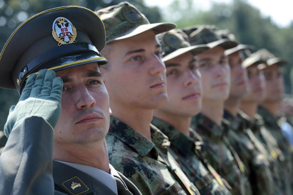 Promocija najmlađih rezervnih oficira