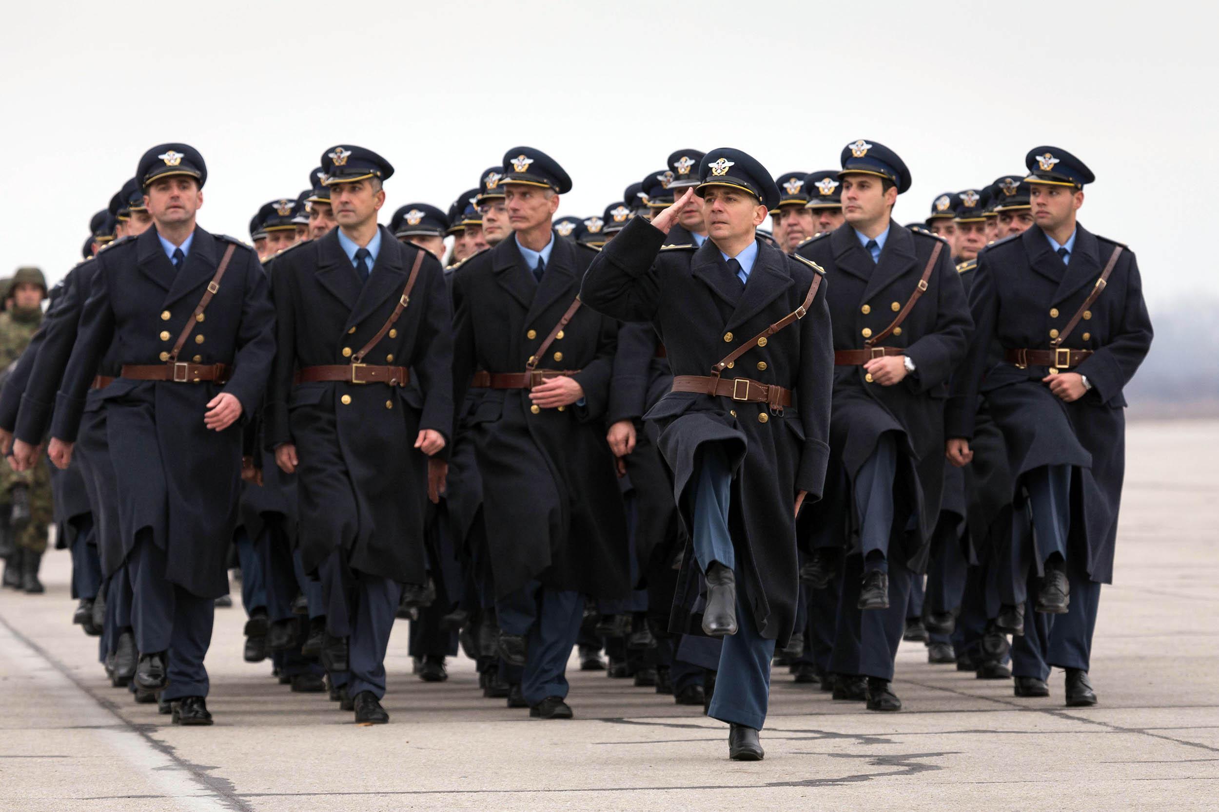 Свечаност поводом Дана 204. ваздухопловне бригаде