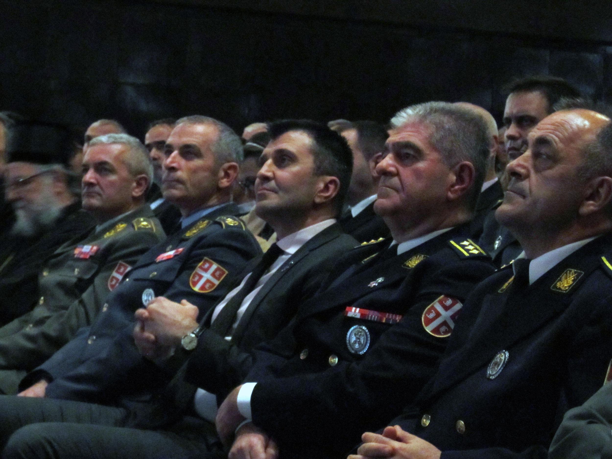 Обележени Дан Војномедицинског центра Нови Сад и 230 година Војне болнице у Петроварадину