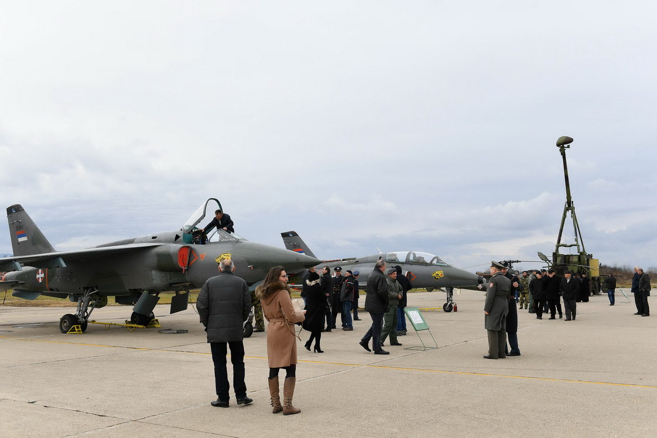 Обележен Дан 98. ваздухопловне бригаде