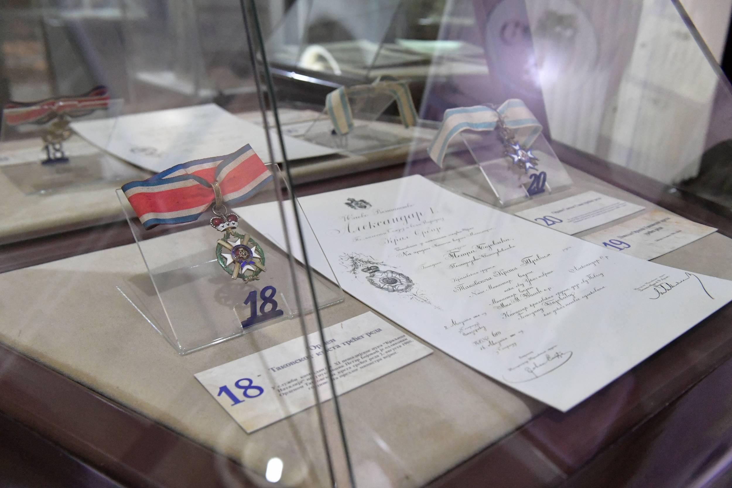 Exhibition Field Marshal Petar Bojovic A Symbol Of Glory And