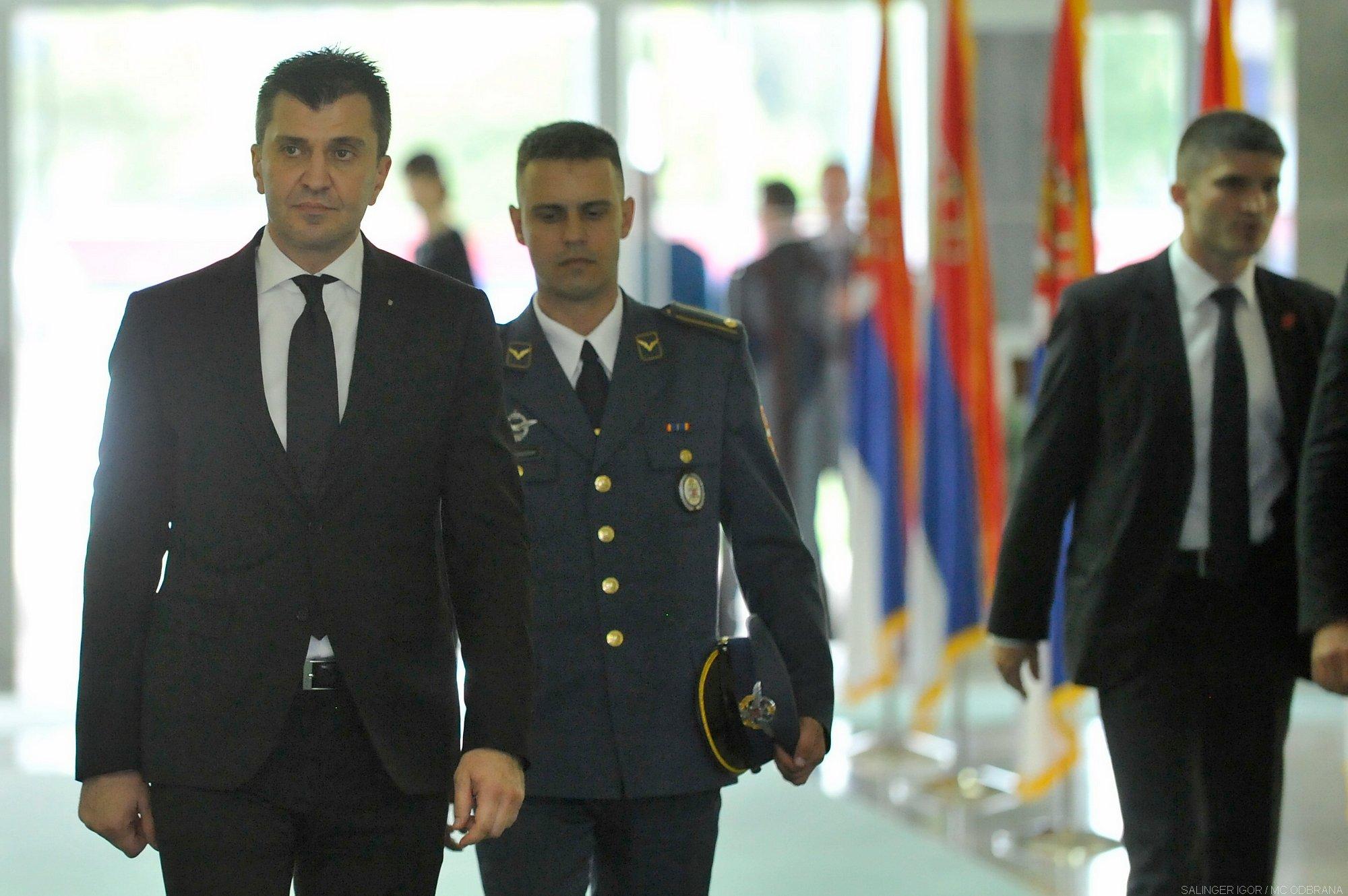 Inauguracija Aleksandra Vucica