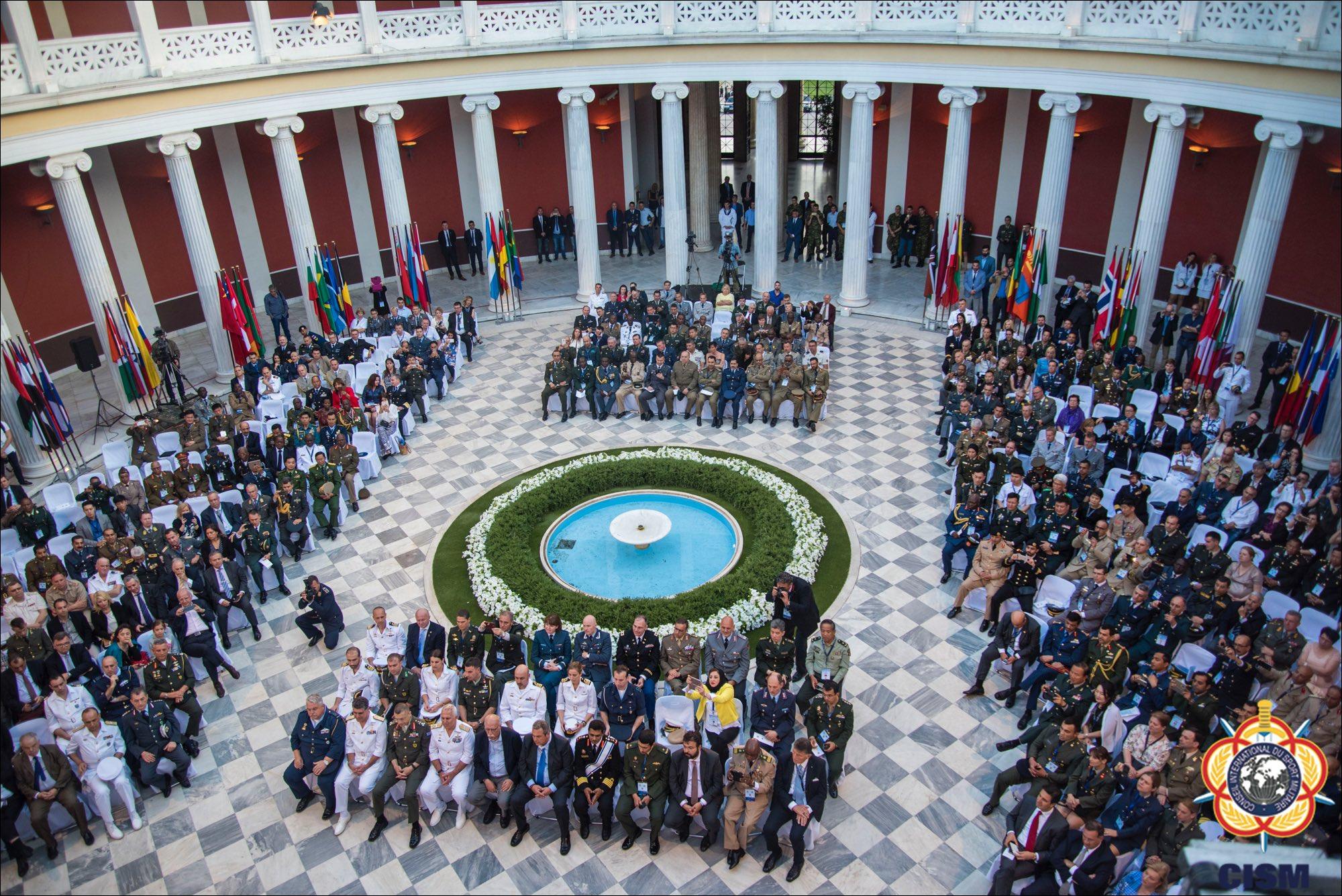 Генерална скупштина и Конгрес ЦИСМ