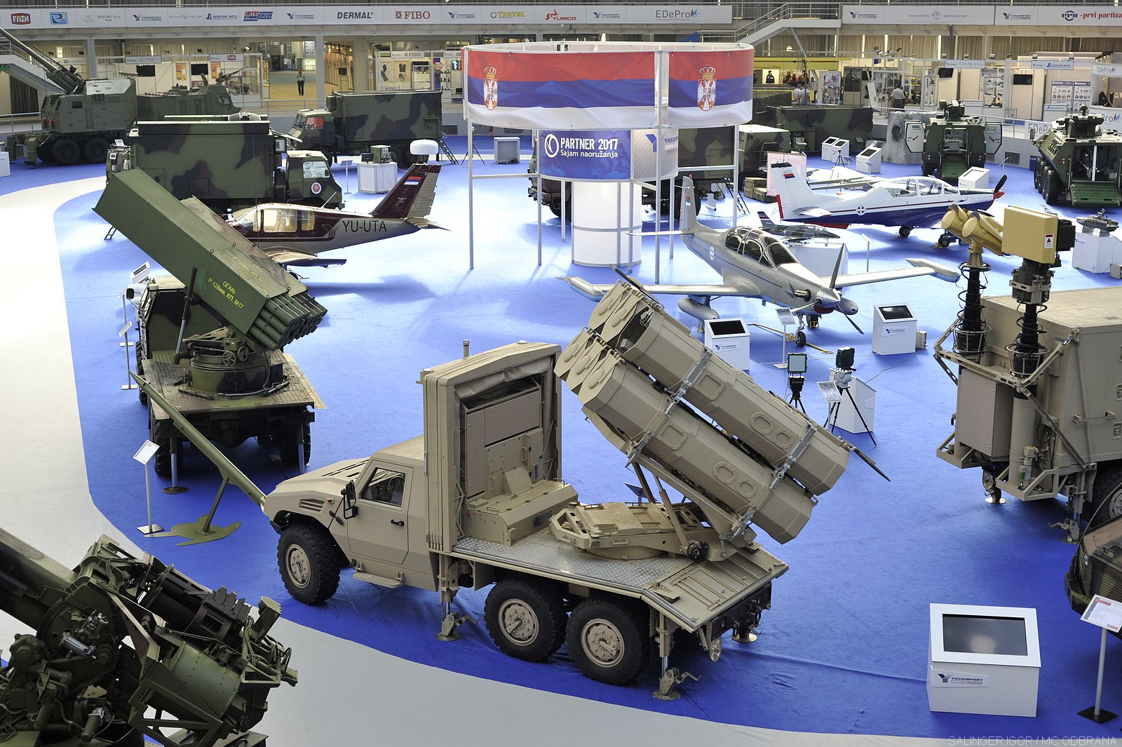 """New Exhibition of Arms and Military Equipment at """"Partner 2019"""