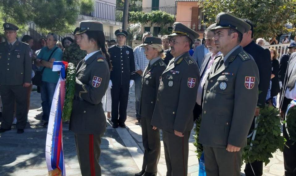 Обележено 103 године од повлачења српске војске на Крф