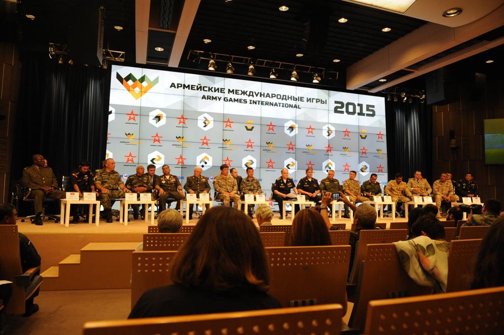 Све спремно за отварање Међународних војних игара у Русији