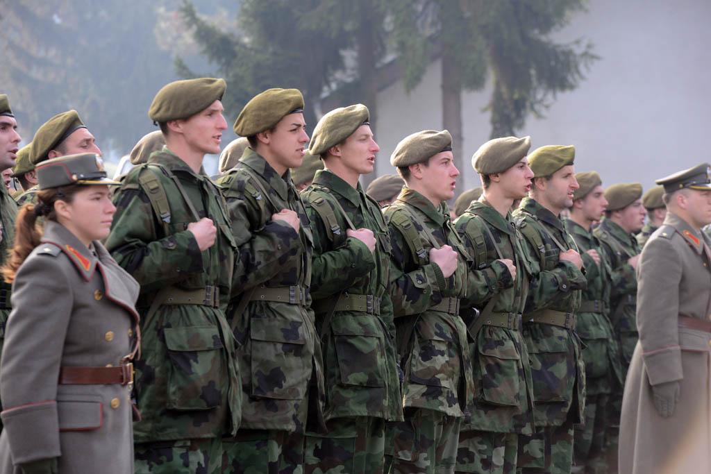 Информација о упуту кандидата на добровољно служење војног рока у марту 2015. године