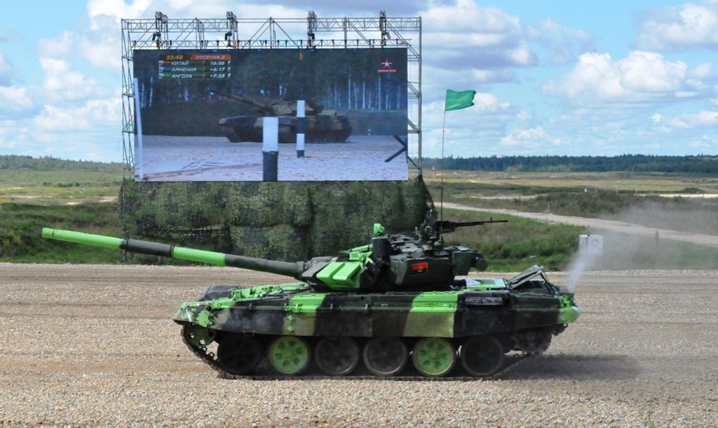 РТС1 - Јутарњи програм - Гостовање учесника Међународних војних игара у Русији